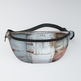 Union Pacific antique train car caboose Fanny Pack