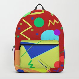 Memphis #52 Backpack