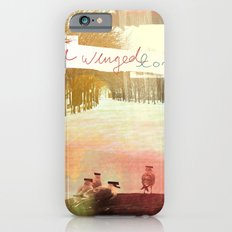 Without Care Like Birds Slim Case iPhone 6s