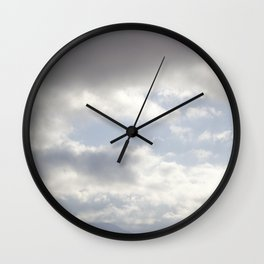 Early Morning Paddler on Vancouver Island Wall Clock