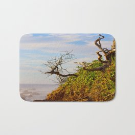 HDR Sandy Cliffs Bath Mat