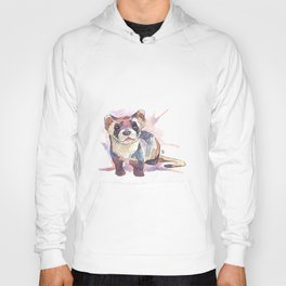 Black-Footed Ferret Hoody