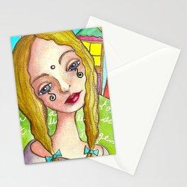 Outcast Stationery Cards