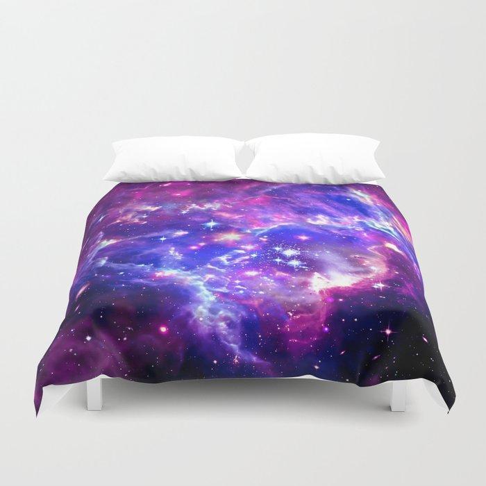 Galaxy. Duvet Cover