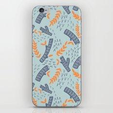 Logs iPhone & iPod Skin
