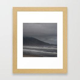 The Moody Days 3 Framed Art Print