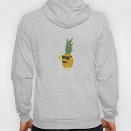 Heavy Metal Pineapple Hoody