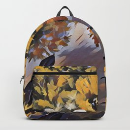 Tropical Pond Backpack