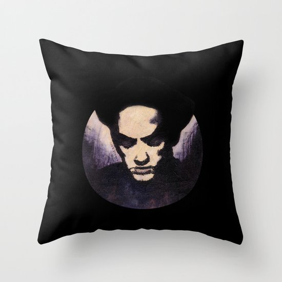 Losing My Religion Throw Pillow