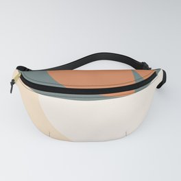 Abstract Geometric 02 Fanny Pack