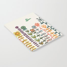 Happy garden Notebook