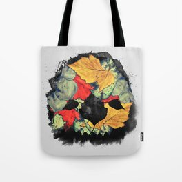 Death of Autumn Tote Bag
