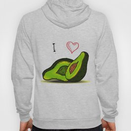 I love Avocados Hoody