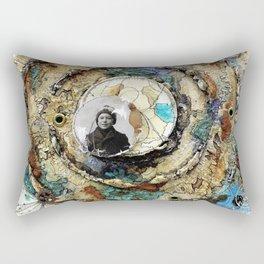 Map & Compass (The Odyssey) - BK Rectangular Pillow