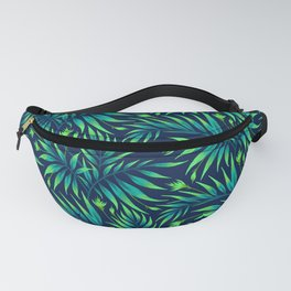 Waikiki Palm - Green Fanny Pack