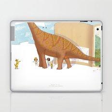 Book Dinossaur Laptop & iPad Skin