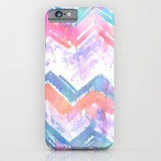 Ikat Chevron 4b iPhone 6s Slim Case