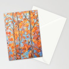 Green Mountain Sugar Maple Stationery Cards