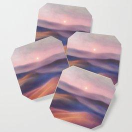 Minimal abstract landscape II Coaster