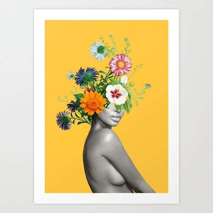 Bloom 5 Art Print