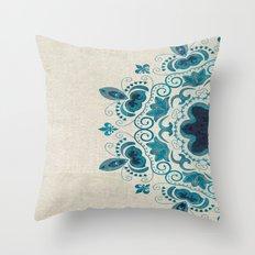Moroccan Sunrise 2 Throw Pillow