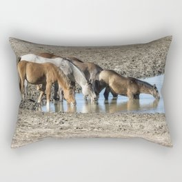 Thirst Rectangular Pillow