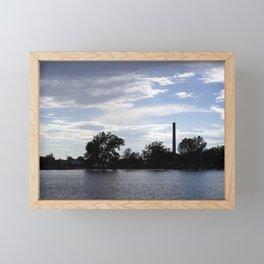 Farewell Storm Framed Mini Art Print