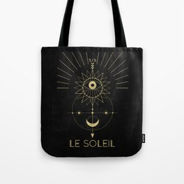 Le Soleil or The Sun Tarot Tote Bag