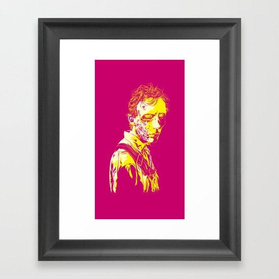 ZMB 02 Framed Art Print