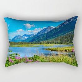 God's Country - II Rectangular Pillow