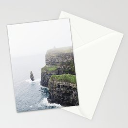 Cliffs of Moher, I Stationery Cards