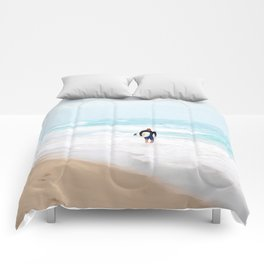 Surfer Defeat Comforters