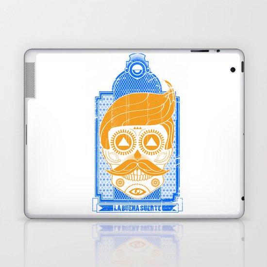 LA BUENA SUERTE II Laptop & iPad Skin