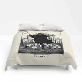 Fig. XV - The Devil Comforters