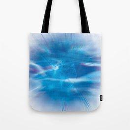 Mystic Blue Tote Bag