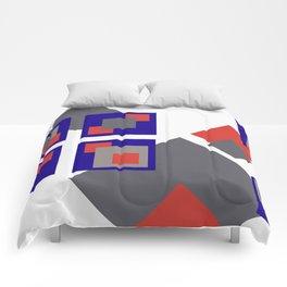 Grafik Rectangles III Comforters