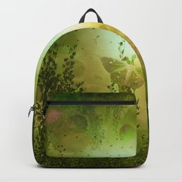 """Forest of children"" Backpack"