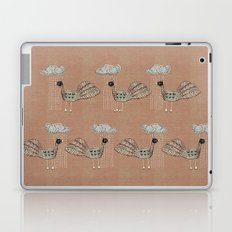 Birds in Rain Laptop & iPad Skin