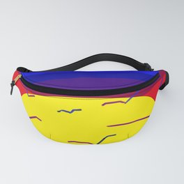 Into the Sun Fanny Pack