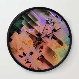 dygybyrd Wall Clock
