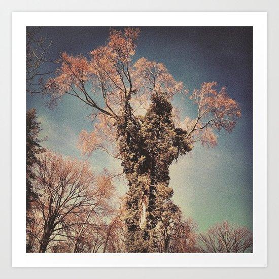 Tree 4 Art Print