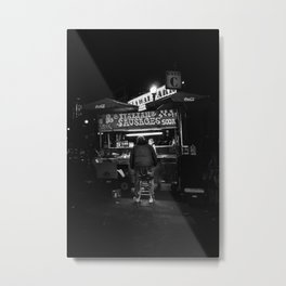 Fenway Park - Street Weenie Metal Print