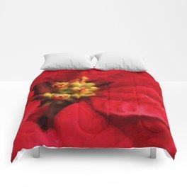Christmas Flower Comforters