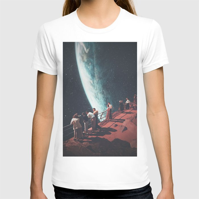 Missing the ones we Left Behind T-shirt
