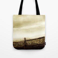 Corn Sky Tote Bag