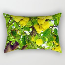 when life gives you lemons... Rectangular Pillow