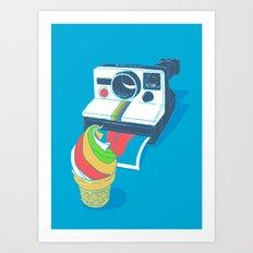 cLick Art Print