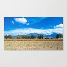 Puebla Canvas Print