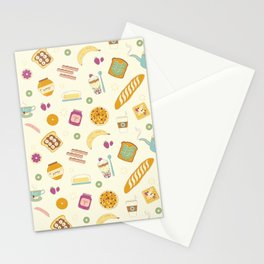 Who else loves breakfast? Stationery Cards