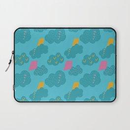 kites - blue Laptop Sleeve